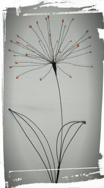 Expo Fleurs de Fildefer-Art-creation  …