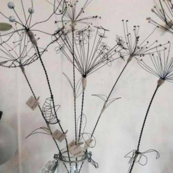Expo-vente de fleurs de Fildefer-art-creation.com …